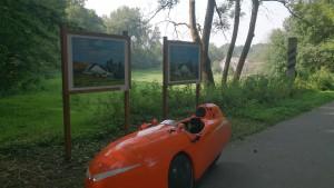 Malerier i Skoven Belgien