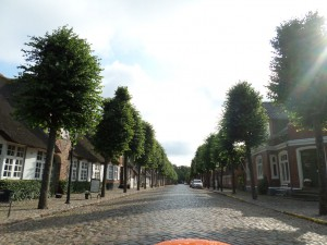 Møgeltønder Hovedgade