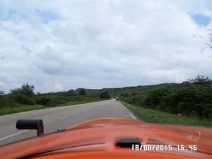 PBP 2015 På vej op fra Brest