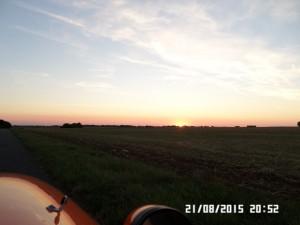 Solnedgang-i-Frankrig
