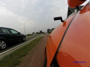 Strada-på-cykelsti-i-Belgien