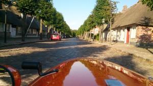 Strada i Møgeltønder