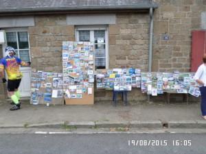 PBP 2015 Berømte pandekage stop- Pandekage for postkort