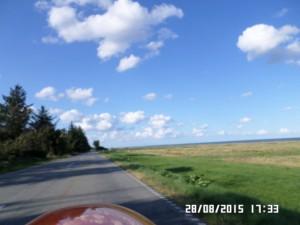 Østskyst vejen