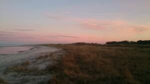 Strandby Strand mod syd